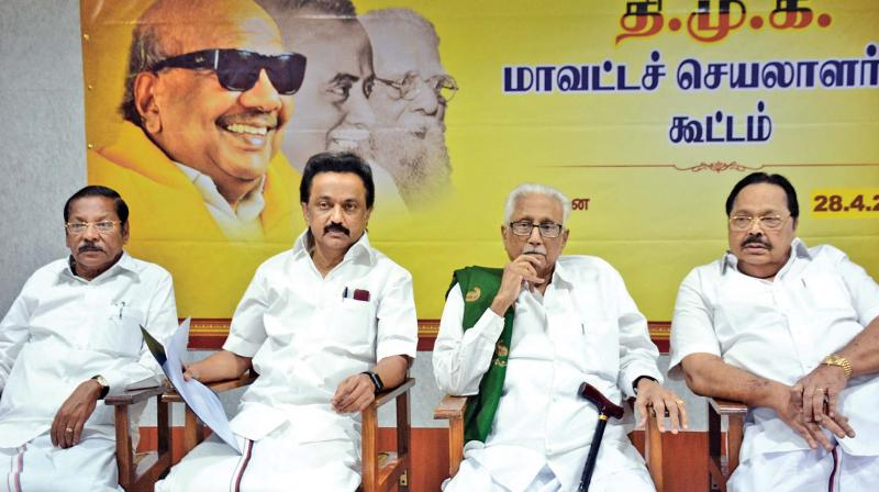 THE BATTLE BETWEEN DMK AND 'HINDI IMPOSITION' CONTINUES