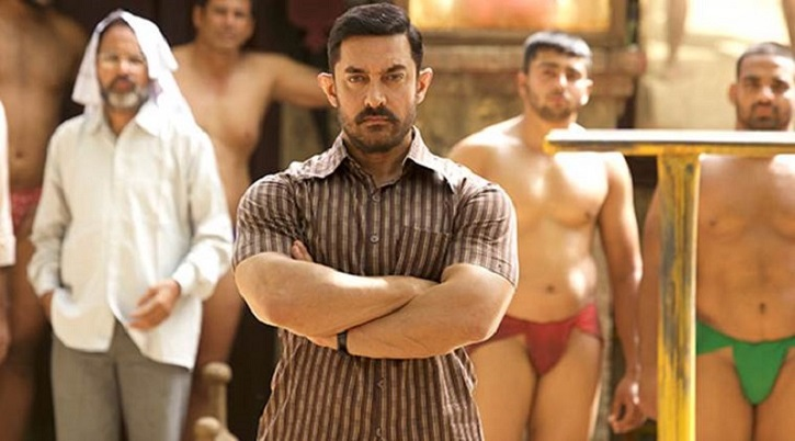 AAMIR KHAN'S DANGAL JOINS RS 1000 CR CLUB; MOVIE EARNS RS 382 CR IN CHINA