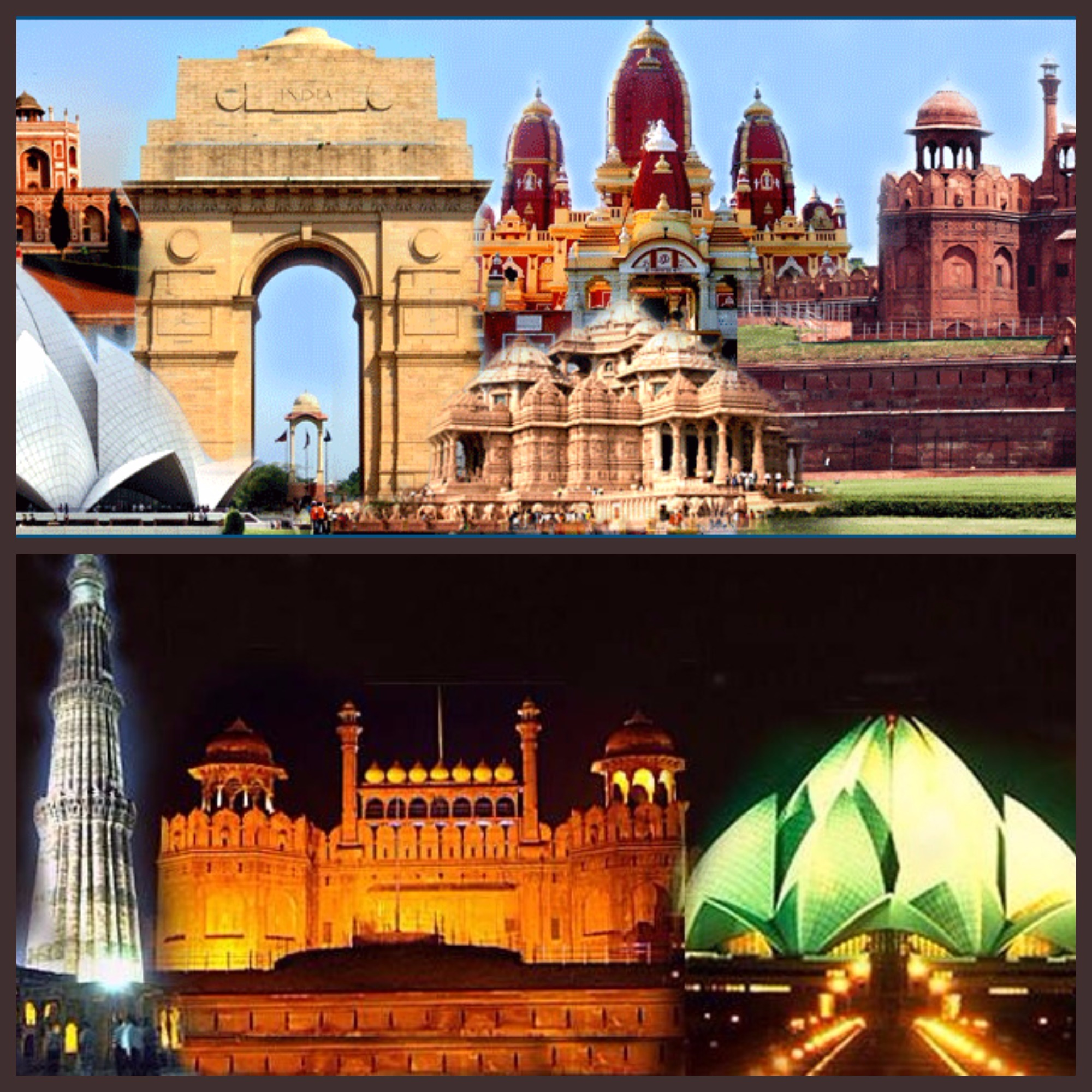 TRAVEL TO THE 'SOULFUL' CITY OF DELHI IN INDIA