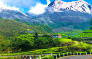 "VACATIONING IN MAGNIFICENT MUNNAR, IN ""GOD'S OWN COUNTRY"""