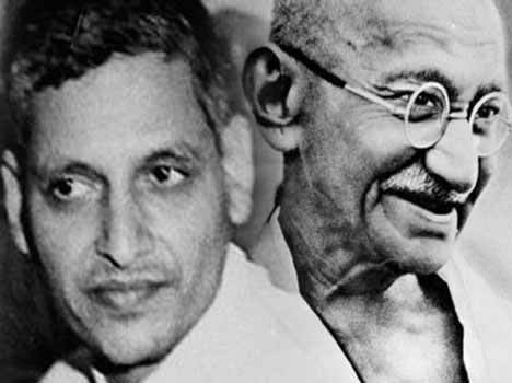 CONGRESS OBJECTS TO CONSTRUCTION OF STATUE OF MAHATMA GANDHI'S ASSASSIN; GOVERNMENT INTERVENES