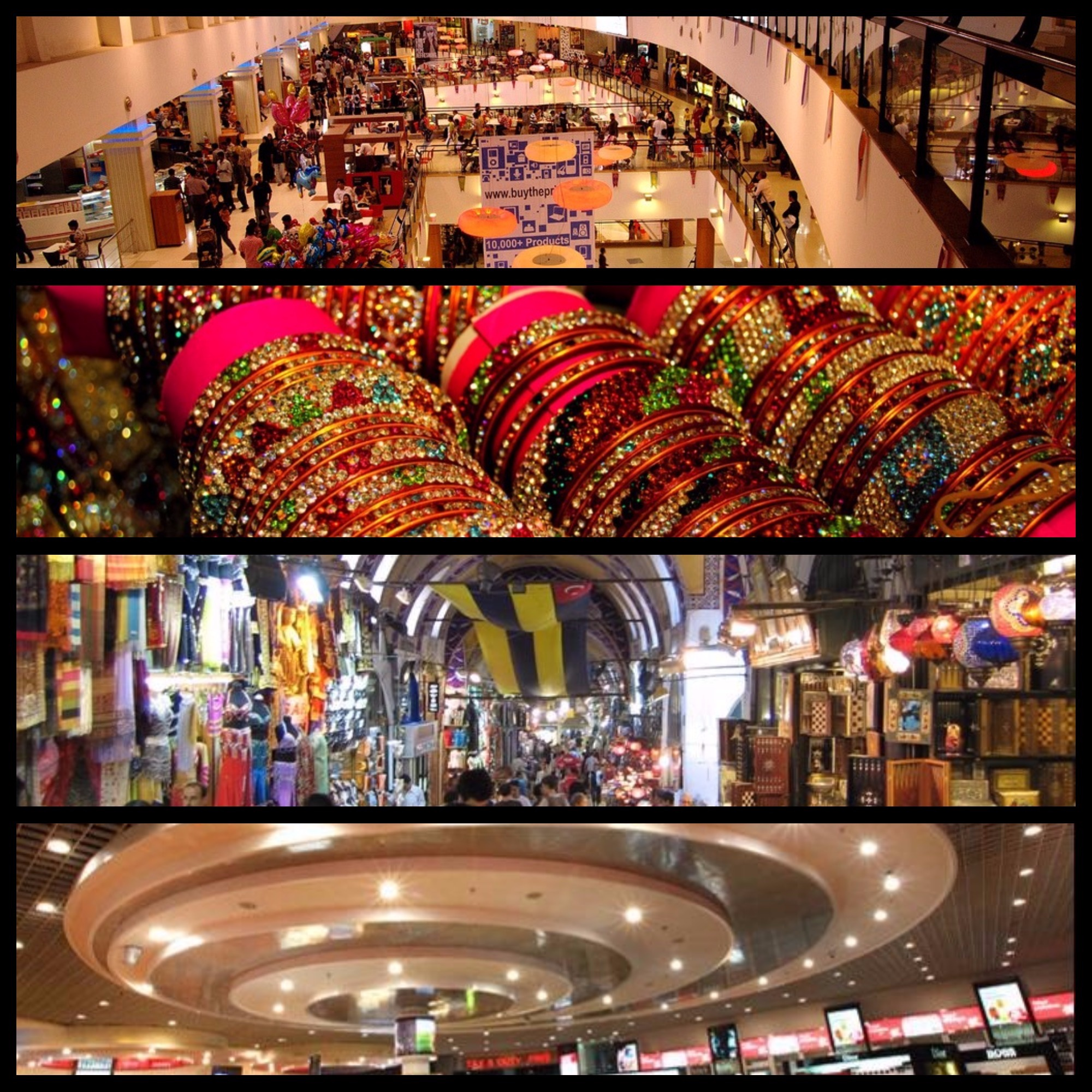 HYDERABAD AT ITS CHEAPEST BEST FOR SHOPAHOLICS!