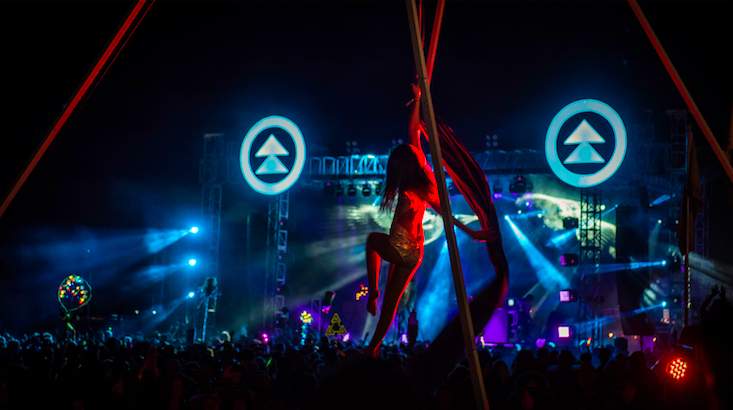 CALIFORNIA WELCOMES NORTHERN NIGHTS MUSIC FESTIVAL!
