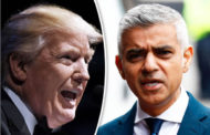 UNPERTURBED BY CRITICISM, DONALD TRUMP SLAMS LONDON MAYOR SADIQ KHAN AGAIN