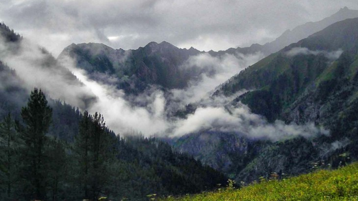 FINEST HILL STATIONS NEAR DELHI FOR A PERFECT WEEKEND GETAWAY
