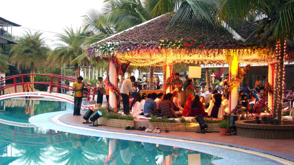 4 best resorts near hyderabad for Resorts with private swimming pool in hyderabad