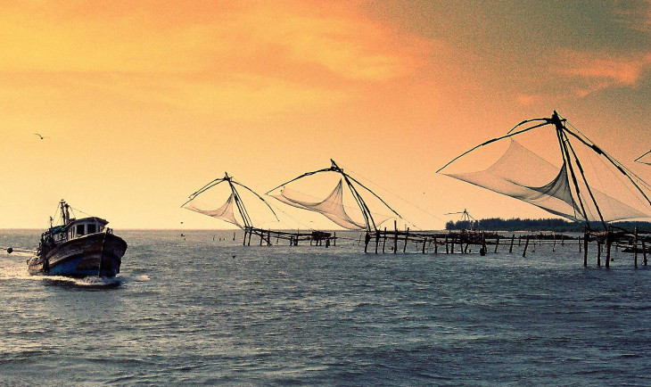 VENICE OF THE EAST: COCHIN