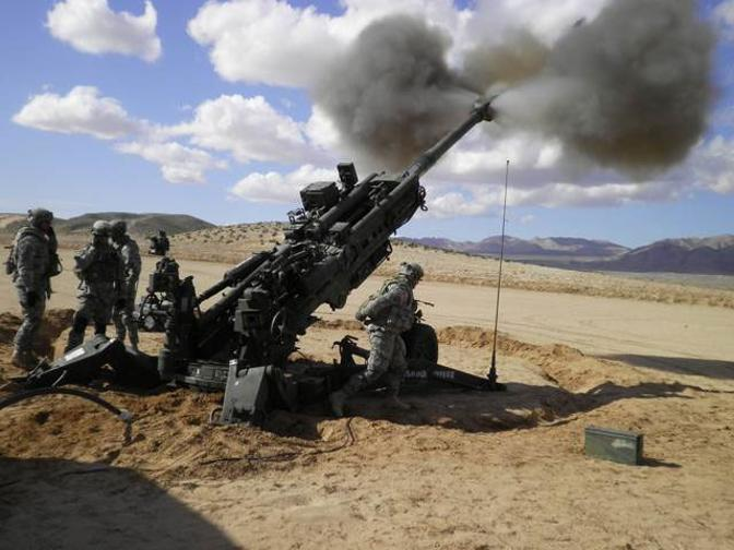 GOVERNMENT EMPOWERS ARMY TO PROCURE WEAPONS FOR 'SHORT INTENSE WARS'