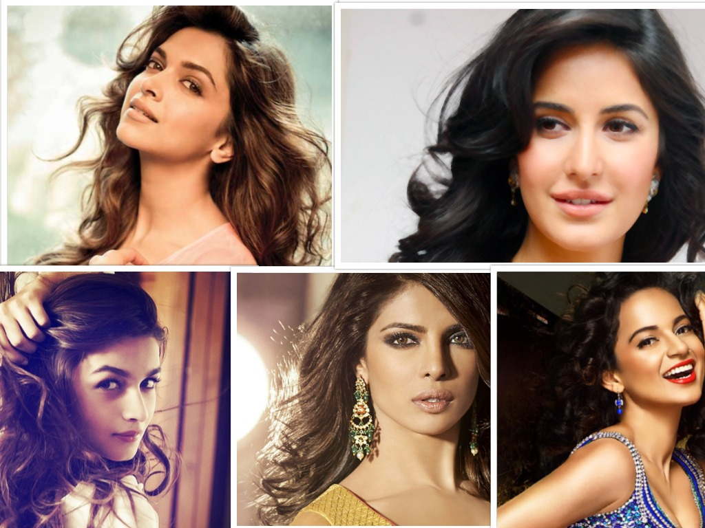 INTELLIGENT WOMEN FROM BOLLYWOOD