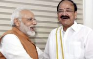 VICE PRESIDENT ELECT VENKAIAH NAIDU SAYS WILL NOT SPEAK ABOUT POLITICS IN HIS NEW RESPONSIBILITY
