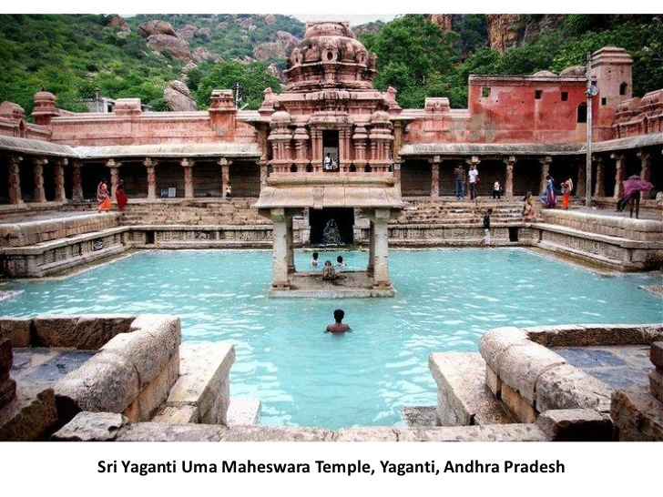 THE END OF THE WORLD: AN INDICATION BY THE YAGANTI TEMPLE