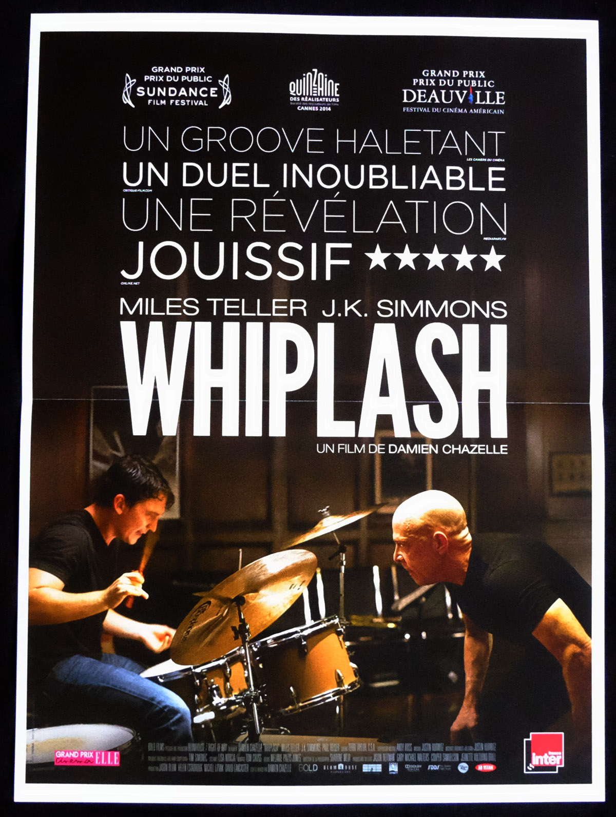 WHIPLASH Movie
