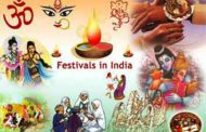 TOP 5 INDIAN FESTIVALS YOU MUST BE A PART OF!