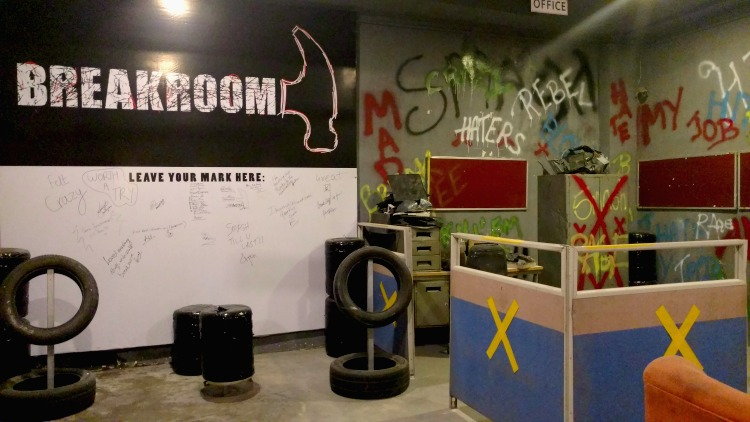THE BREAK ROOM - SHOO AWAY YOUR STRESS | City Village News