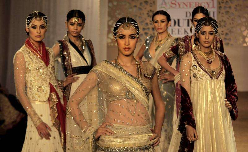 THE DRAMATIC INDIAN FASHION INDUSTRY