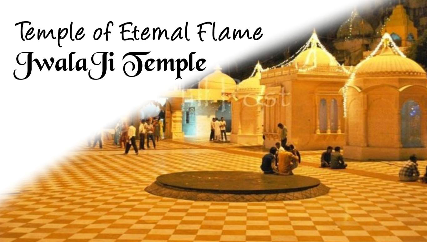 Jwala Temple- Eternal Flame