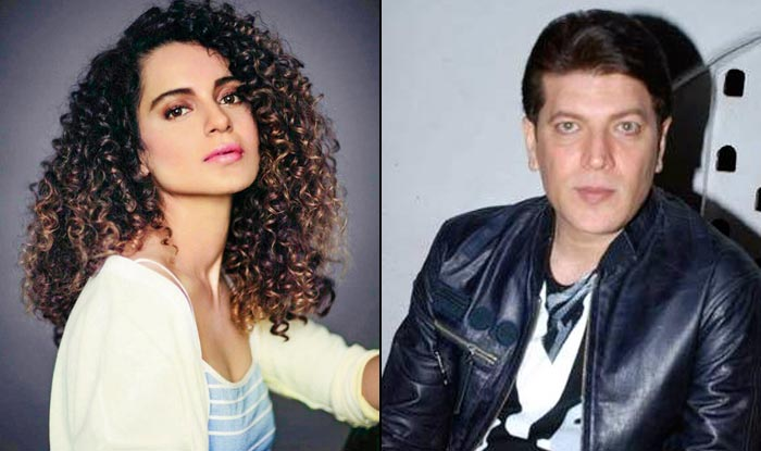 AND HERE GOES THE FIGHT AGAIN: ADITYA PANCHOLI AND KANGANA RANAUT