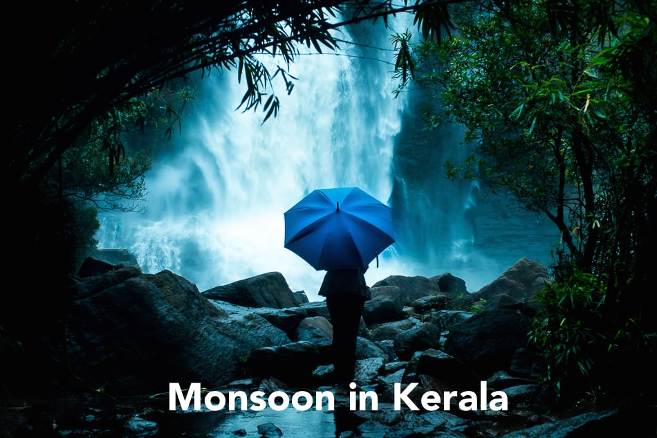 4 SPECTACULAR MONSOON DESTINATIONS IN KERALA
