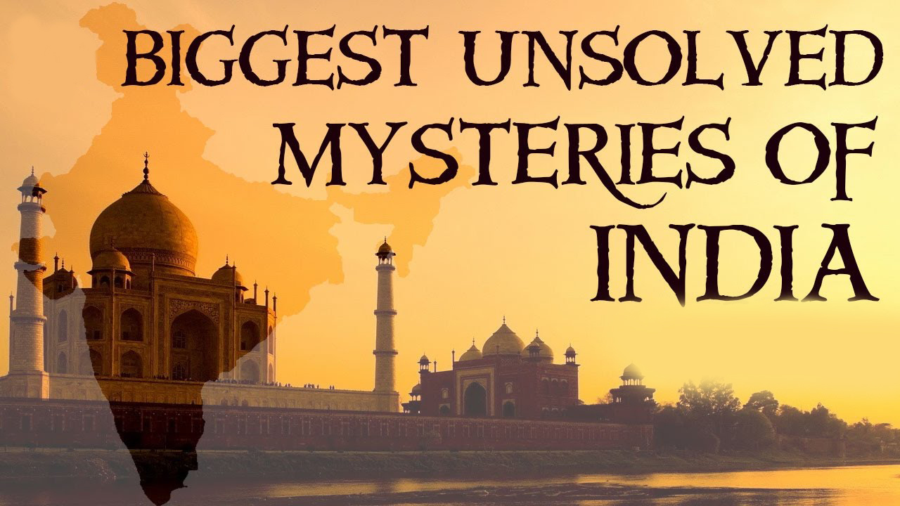 UNSOLVED, INEXPLICABLE MYSTERIES OF 5 HOLY TEMPLES IN INDIA