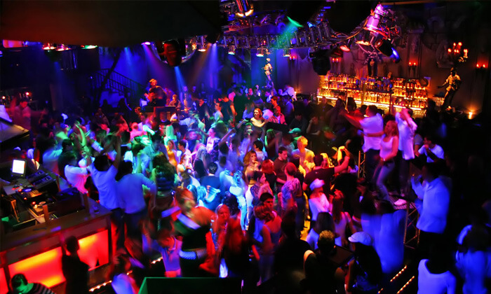 Party all night in Goa