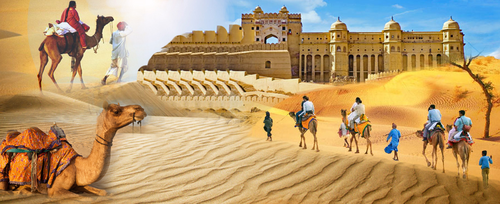 RAJASTHAN FROM A DIFFERENT ANGLE!