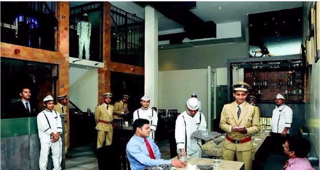 The Jail Restaurant in Mumbai
