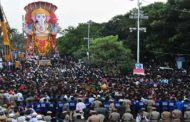 GANESH IMMERSION HYDERABAD