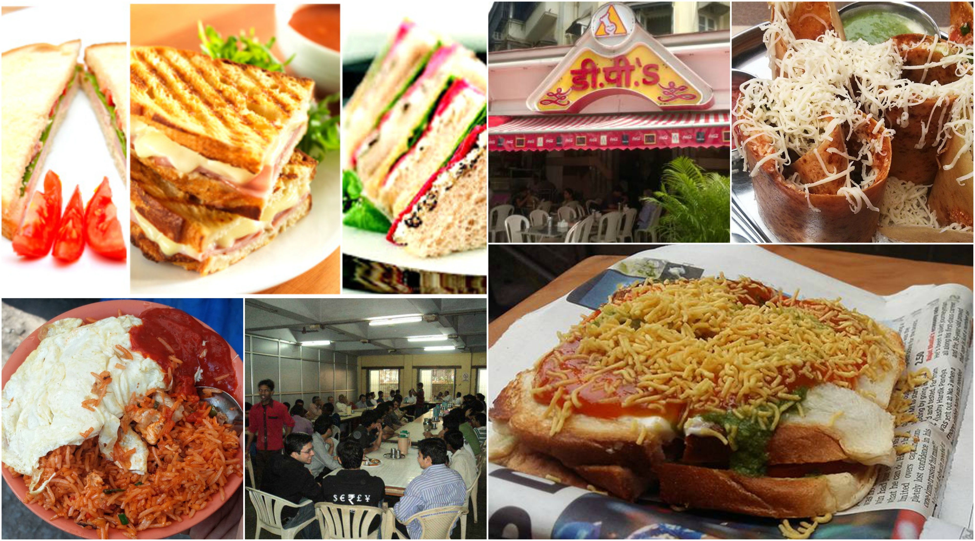 8 AMAZING FOOD OUTLETS NEAR MUMBAI COLLEGES