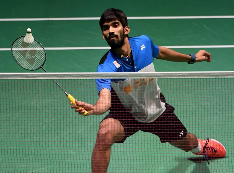 KIDAMBI SRIKANTH BEATS SOUTH KOREAN OPPONENT IN 25 MINUTES TO CLINCH DENMARK OPEN SUPERSERIES TITLE!