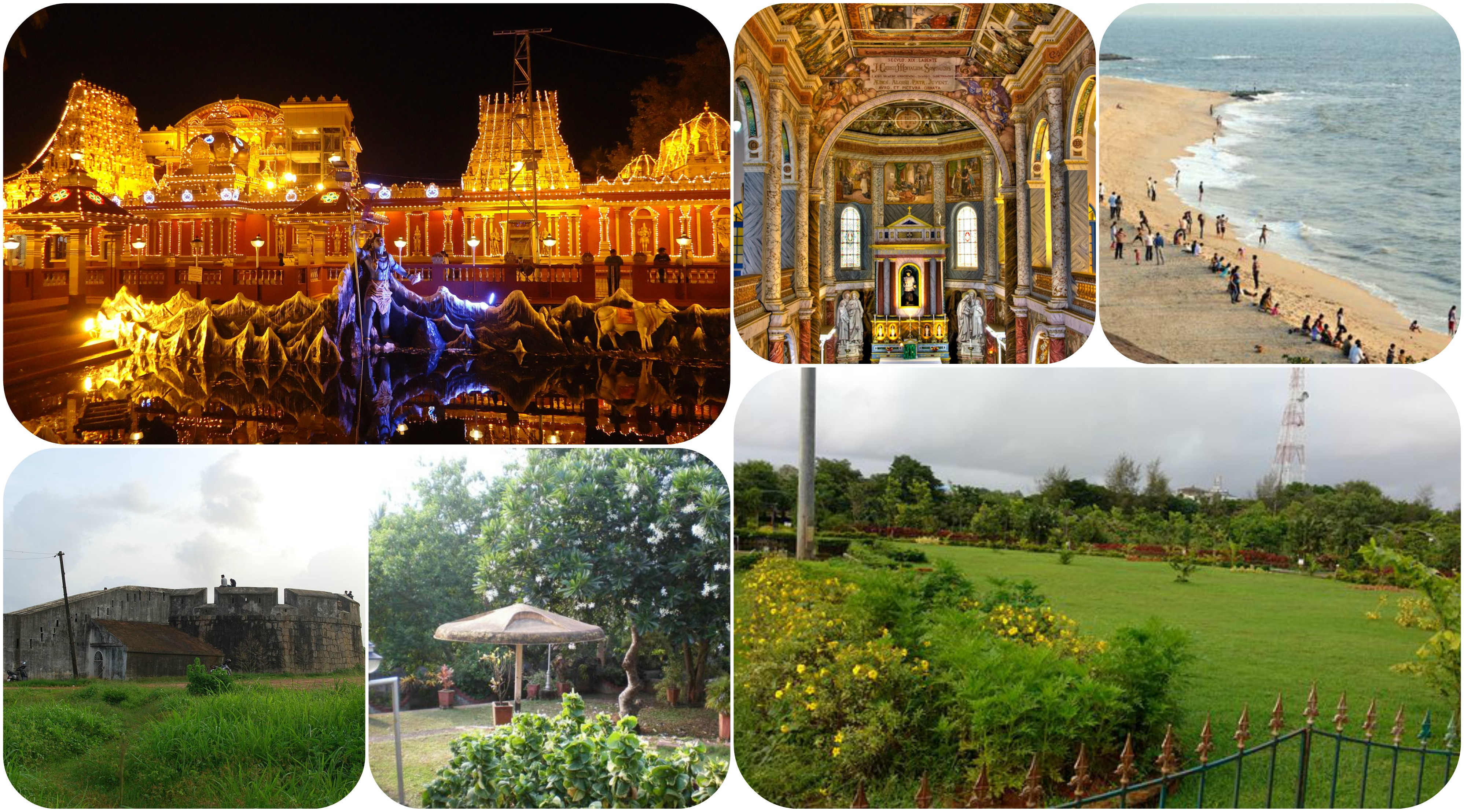6 TOP POPULAR PLACES TO VISIT IN MANGALORE