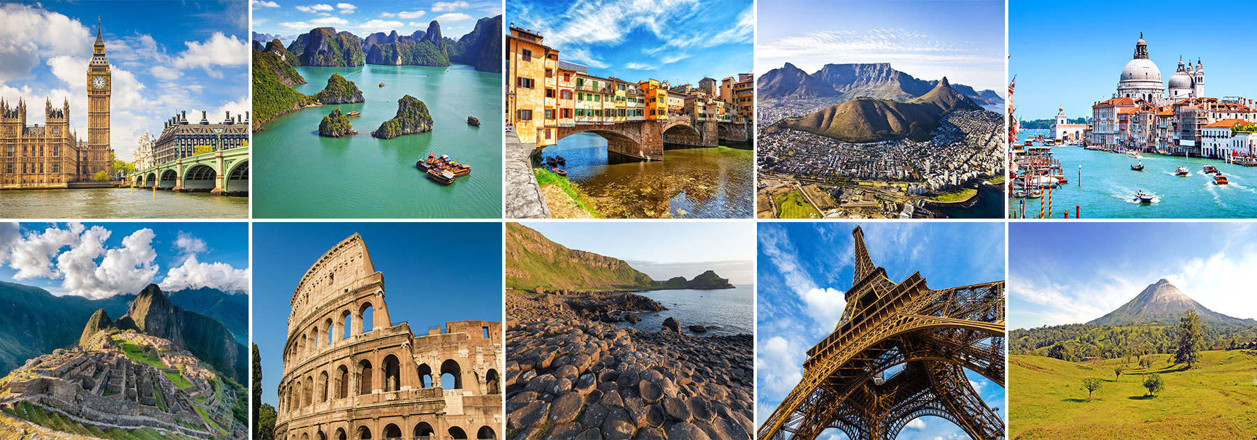 Tour Packages From India To Abroad