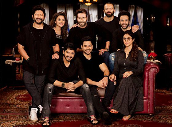 GOLMAAL IS BACK AGAIN!