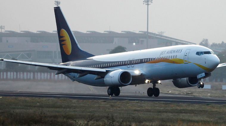 JEWELER ARRESTED UNDER ANTI-HIJACKING ACT FOR BOMB THREAT ON JET AIRWAYS FLIGHT