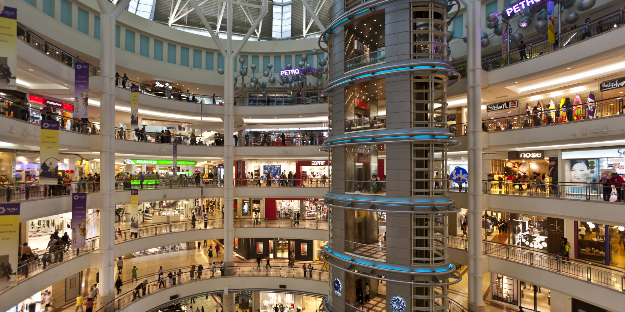 BEST SHOPPING CENTERS IN SAN FRANCISCO