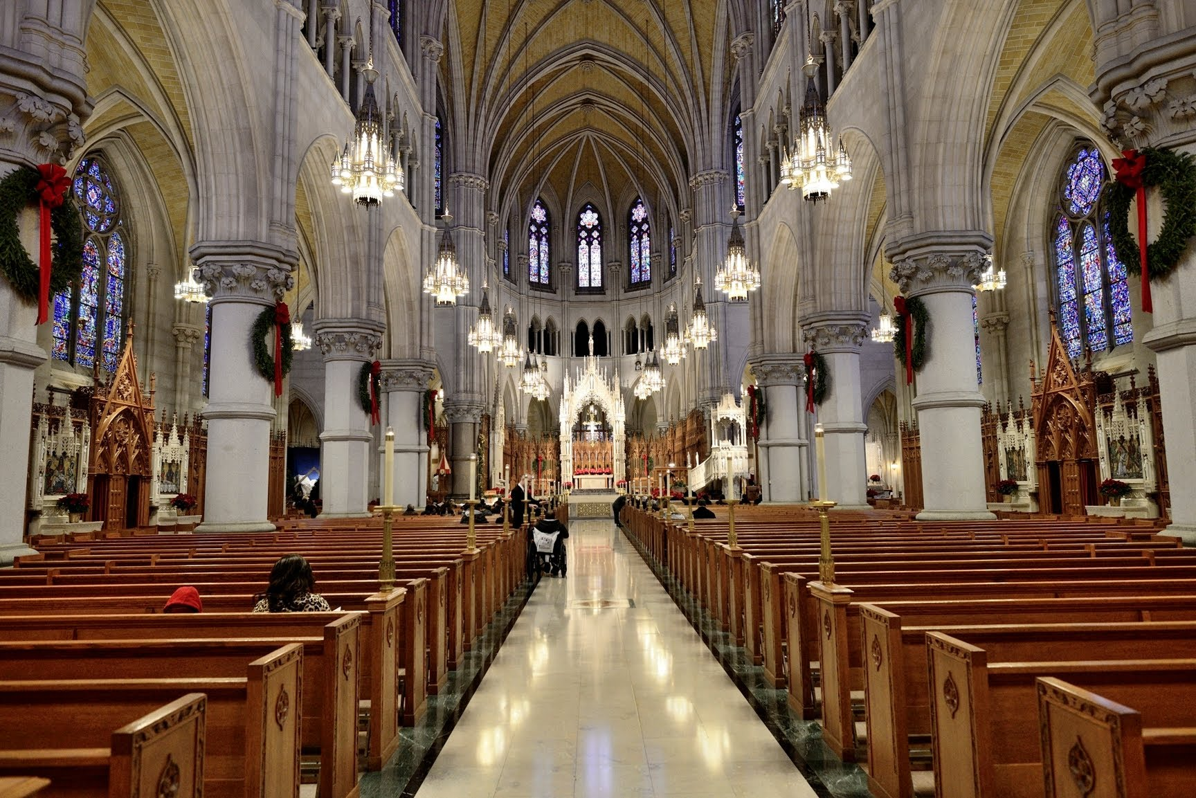 Cathedral Basilica of the Sacred Heart, Newark