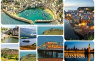 ENGLAND'S MOST BEAUTIFUL PLACES