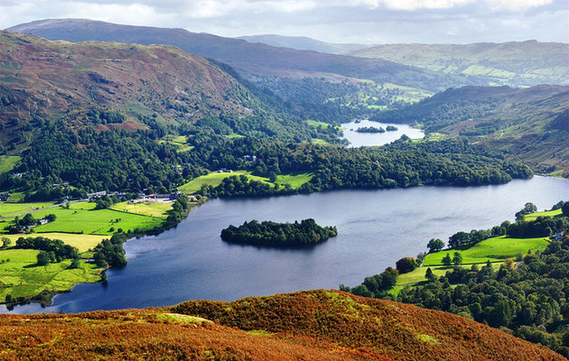 Tourism in Lake District