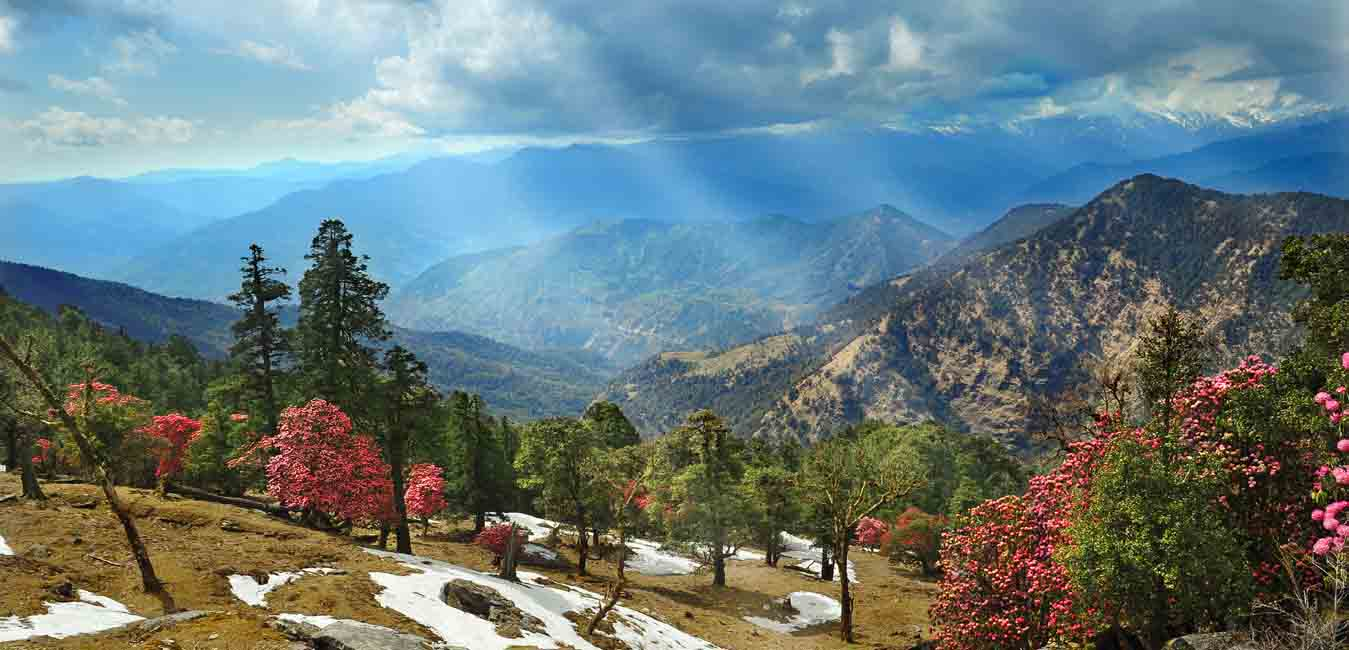 Best Tourist Places in Uttarakhand