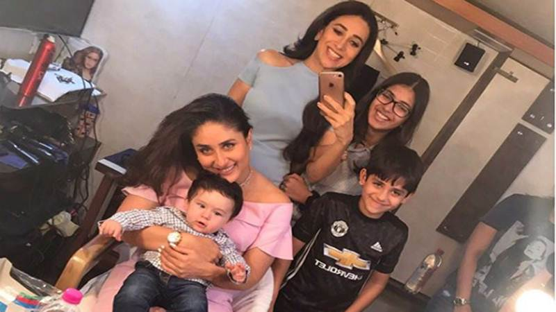 PARTY PLANS FOR TAIMUR'S FIRST BIRTHDAY