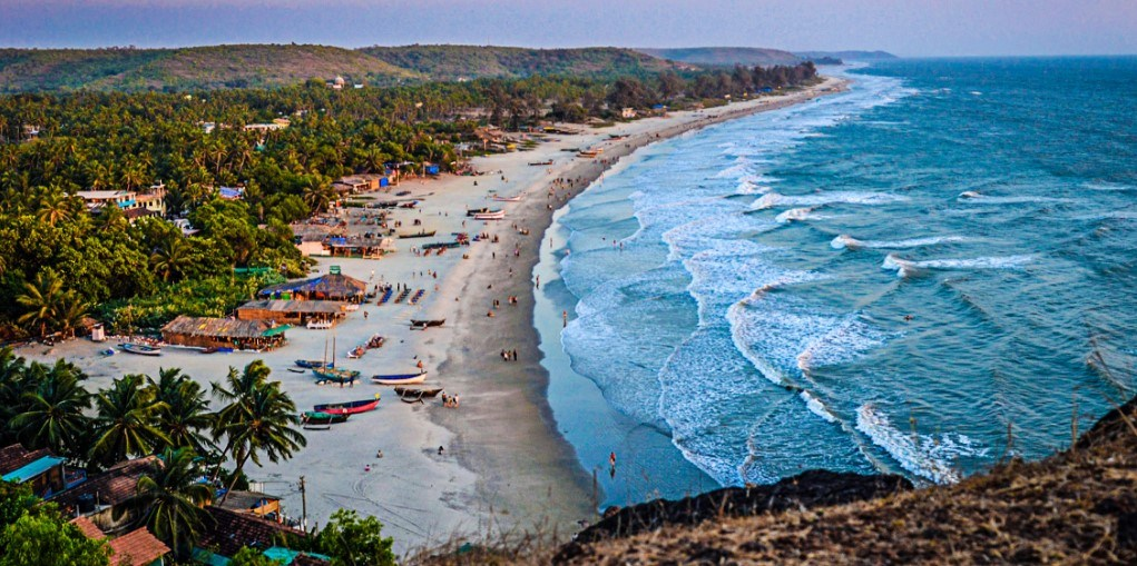 TOP PLACES TO VISIT IN SOUTH GOA!
