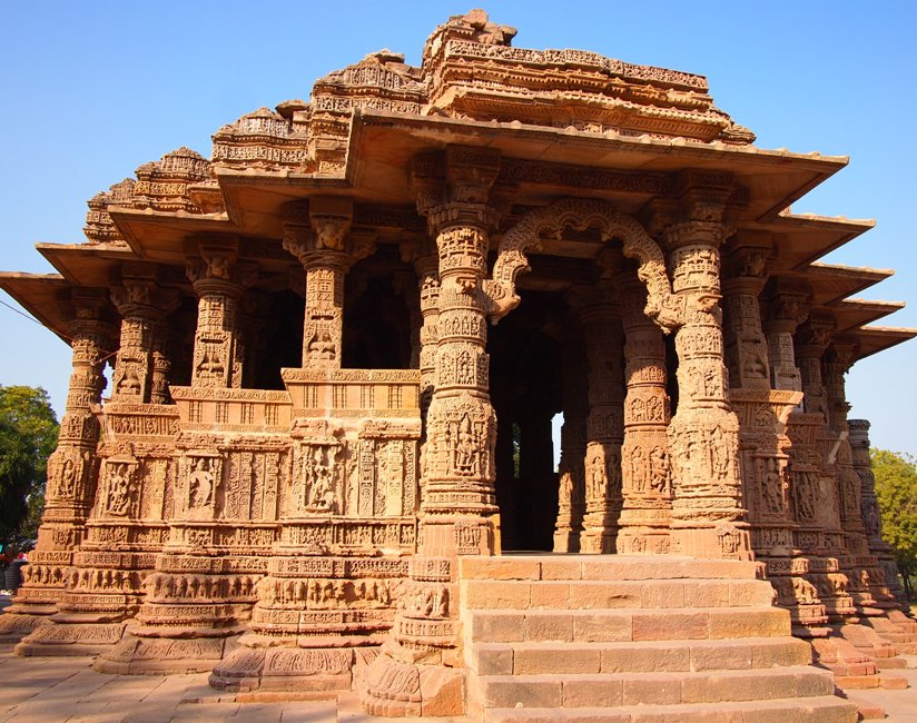 Tourist Attractions in Gujarat
