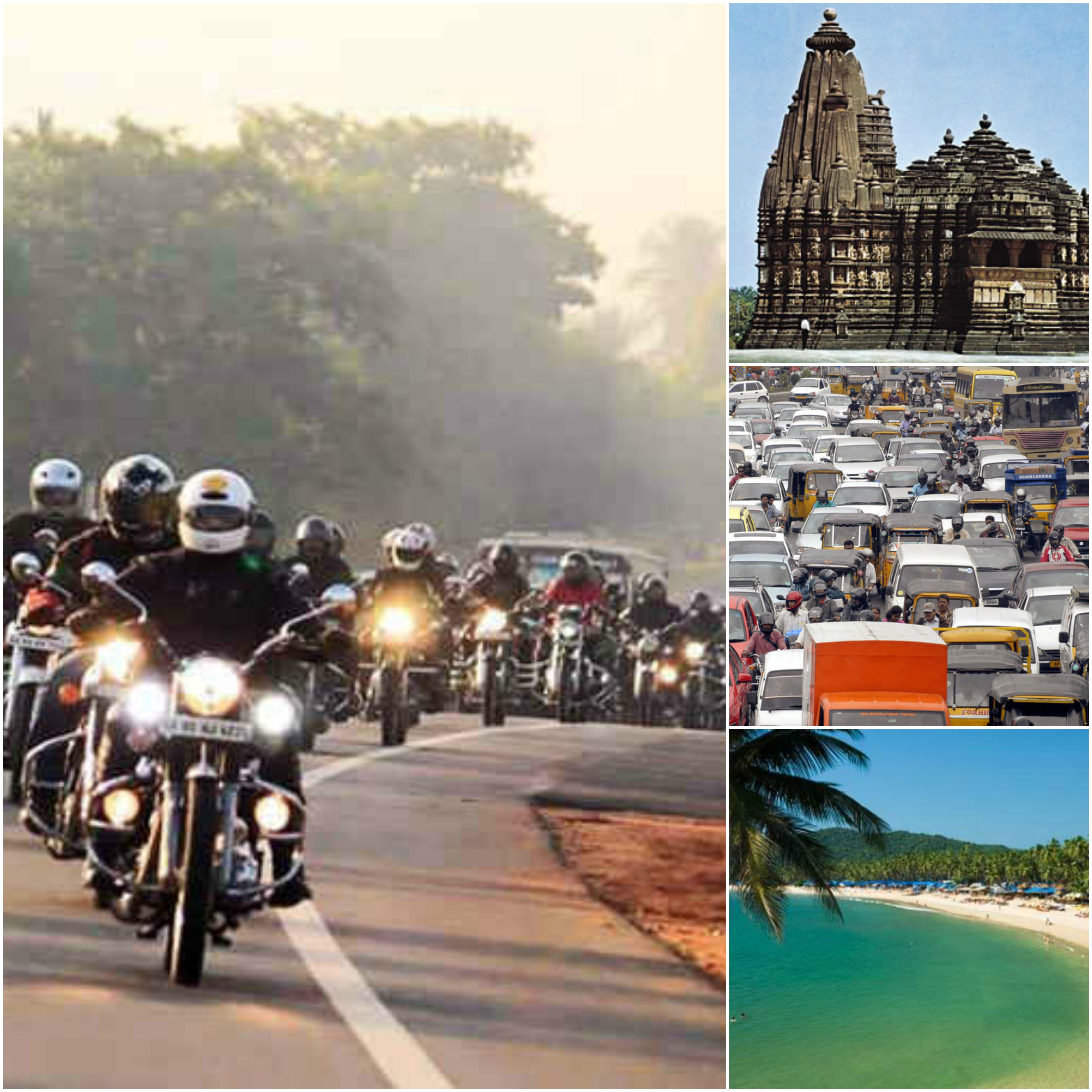 TIME TO VISIT THE INCREDIBLE INDIA!