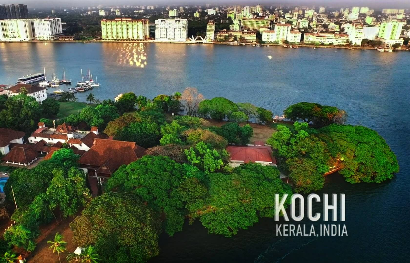 Kochi TO VISIT IN SOUTH INDIA IN DECEMBER