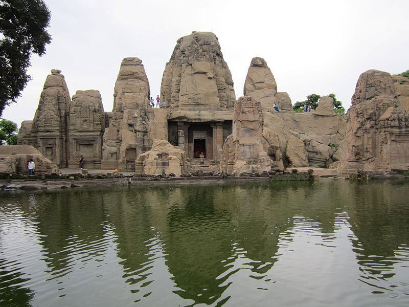 Most Spectacular Places to visit in the Region-Masroor Temple