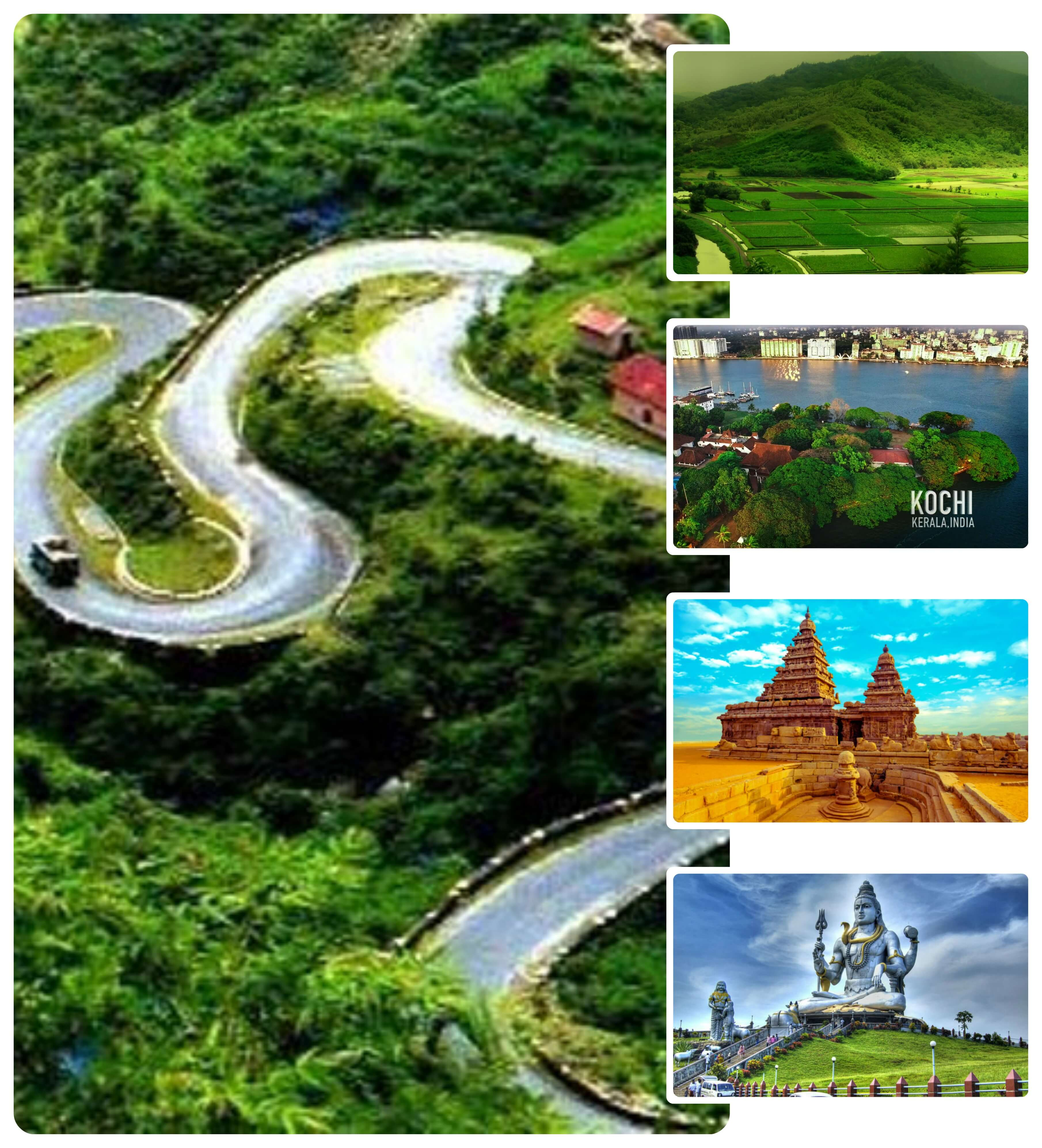 REMARKABLE PLACES TO VISIT IN SOUTH INDIA IN DECEMBER