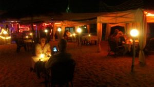 Rudy's Golden Mermaid Beach Shack, Calangute
