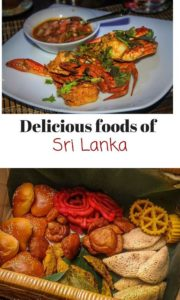 Try Sri Lankan Delicacies