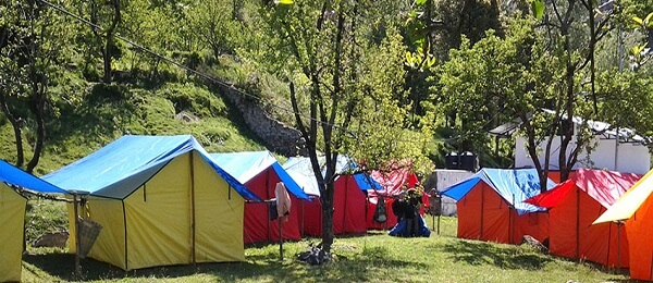 Camping Solang Valley