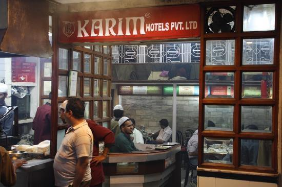 Karim's HISTORIC RESTAURANTS IN INDIA
