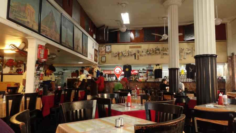 Leopold Cafe-Mumbai ICONIC HISTORIC RESTAURANTS IN INDIA